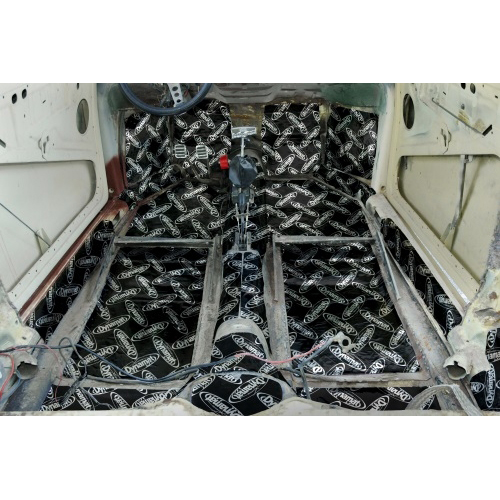 Dynamat Xtreme Custom Floor Kit – Beetle 1938-2003